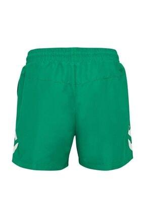 HUMMEL Erkek Yeşil Rence Deniz Şortu 1