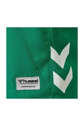 HUMMEL Erkek Yeşil Rence Deniz Şortu 3