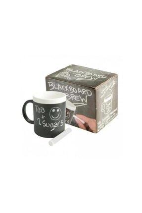 Viselia Tebeşir Kupa Yazı Yazılabilir Kupa Çay Kahve Fincanı 0