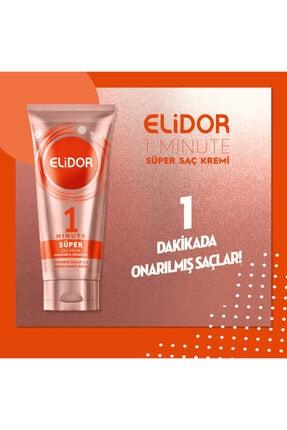Elidor 1 Dakikada Onarıcı Saç Kremi 170 Ml 2