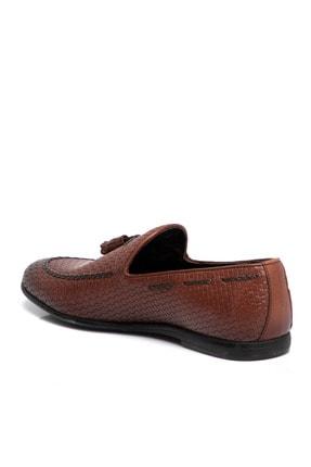 Tergan Taba Deri Erkek Ayakkabı 54268n75 1