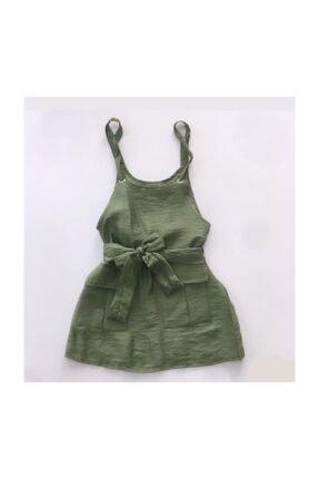 Limonkids Kız Çocuk Slopet Elbise 0