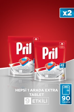 Pril H1a Tablet 45 Doypack Mix 2li 2