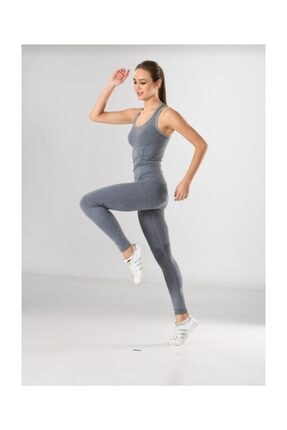 Misfit Kadın Sporcu Tayt Fitness Ve Günlük Kullanım Iç Göstermez 4