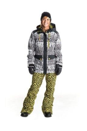 Roxy Woodrun Kadın Kayak Ve Snowboard Pantolonu Sarı 0