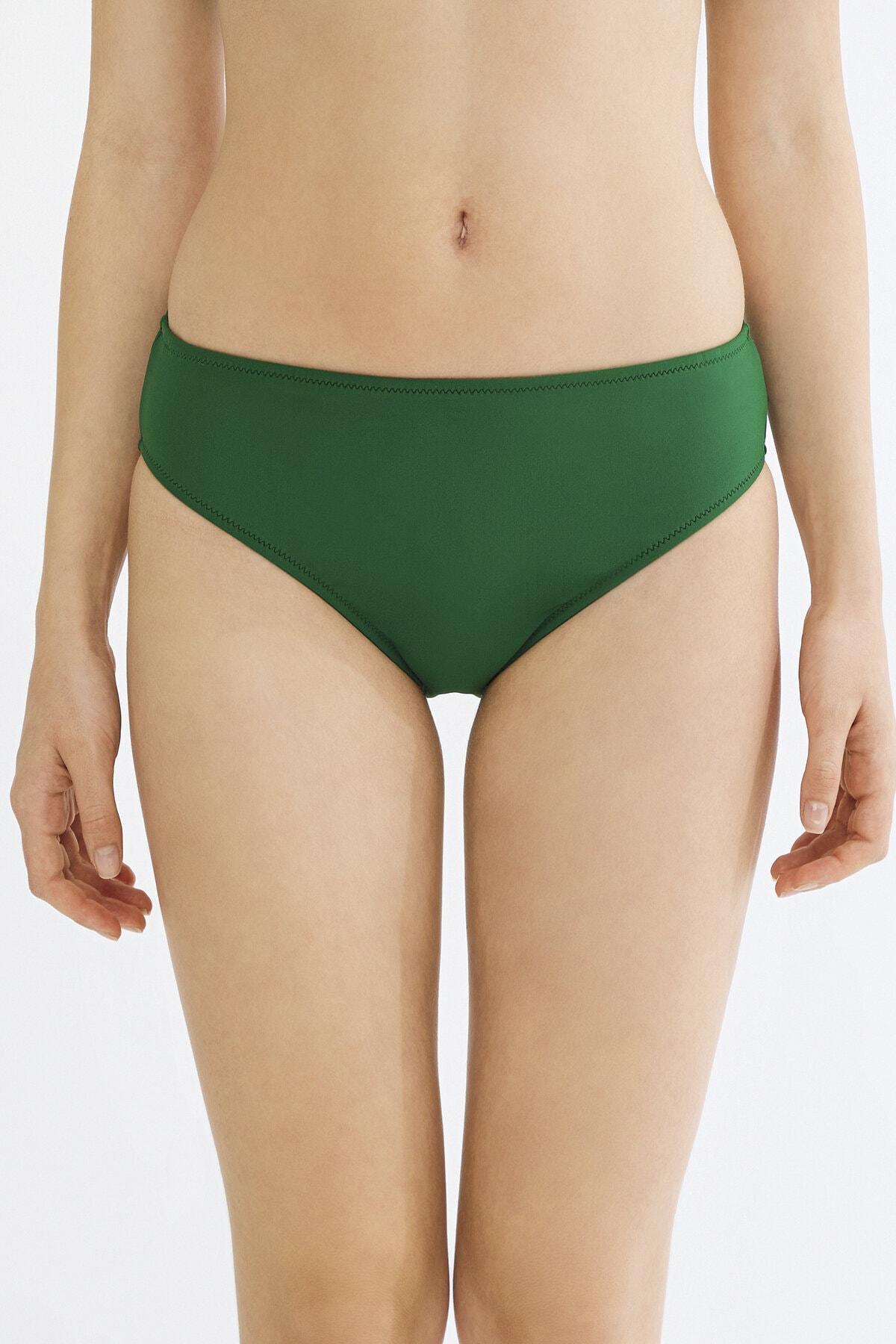 Penti Kadın Yeşil Basic Cover Bikini Altı 1