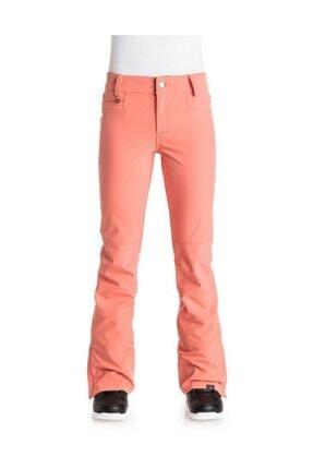 Roxy Creek PT Kadın Kayak Pantolonu Turuncu 0