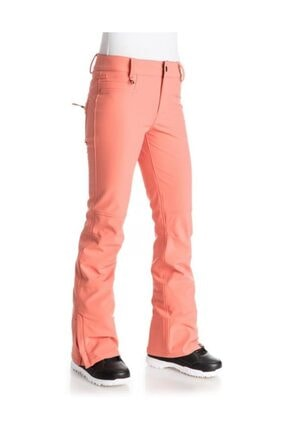 Roxy Creek PT Kadın Kayak Pantolonu Turuncu 2