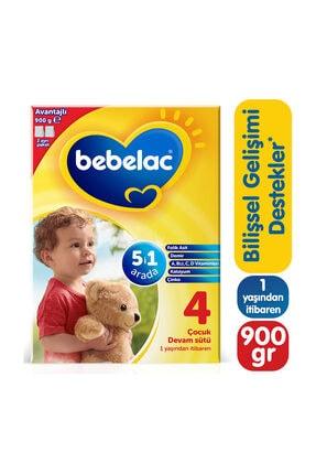 Bebelac 4 Çocuk Devam Sütü 1 Yaşından Itibaren 900 0