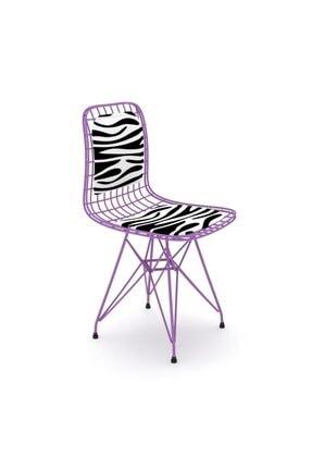 Kenzlife Knsz Kafes Tel Sandalyesi 1 Li Mazlum Morbonar Sırtminderli Ofis Cafe Bahçe Mutfak 1