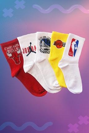 THE SOXLAB Soxlab Muhteşem Basketbol Çorap Seti 0