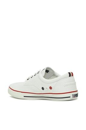 Tommy Hilfiger Erkek Textile Sneaker EM0EM00001 1