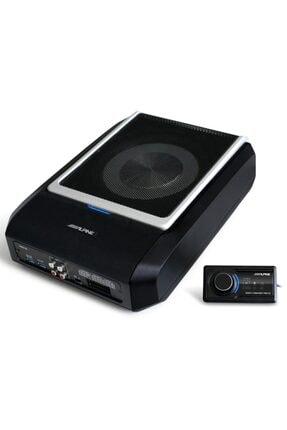 Alpine Pwd-x5 440 Watt Koltuk Altı Subwoofer + 4 Kanal Dsp Amplifikatör 0