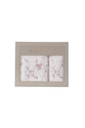 Pupilla Collection 2'li Set Lizaro Banyo Seti - Pudra 1