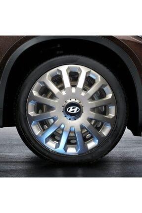 SAHLAN [kırılmaz] Hyundai Elantra Uyumlu 14 Inç Jant Kapağı Takımı 2