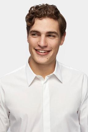 Tween Erkek  Beyaz Gömlek Essentıal 3TFF2SGEC0256_801 3