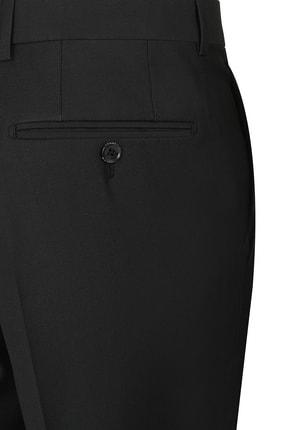 D'S Damat Siyah Renk Erkek  Pantolon (Slim Fit) 2