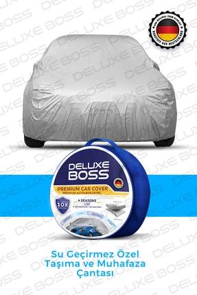 Deluxe Boss Fiat Egea Sedan Araca Özel Oto Branda - 10x Ultra Koruma 4
