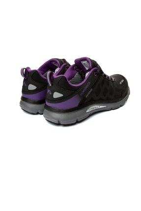 Lumberjack Kadın Outdoor Ayakkabı AS00123578 Ursa Wmn Siyah/Mor 1
