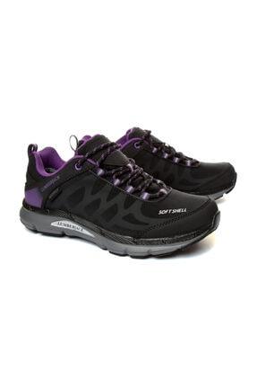 Lumberjack Kadın Outdoor Ayakkabı AS00123578 Ursa Wmn Siyah/Mor 2