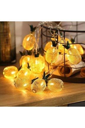 Bakmakistersen Pineapple Ananas Şerit Led Işık 2 Metre 1