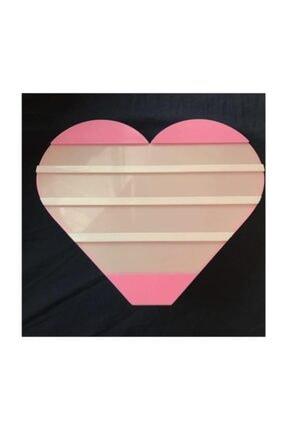 Evene Kalp Şeklinde Işıklı Mesaj Panosu 96 Harf (Lightbox) 1