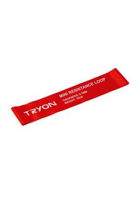 TRYON Güç Lastiği Bnd-107 - 0,7 mm Orta Sert Kırmızı 0