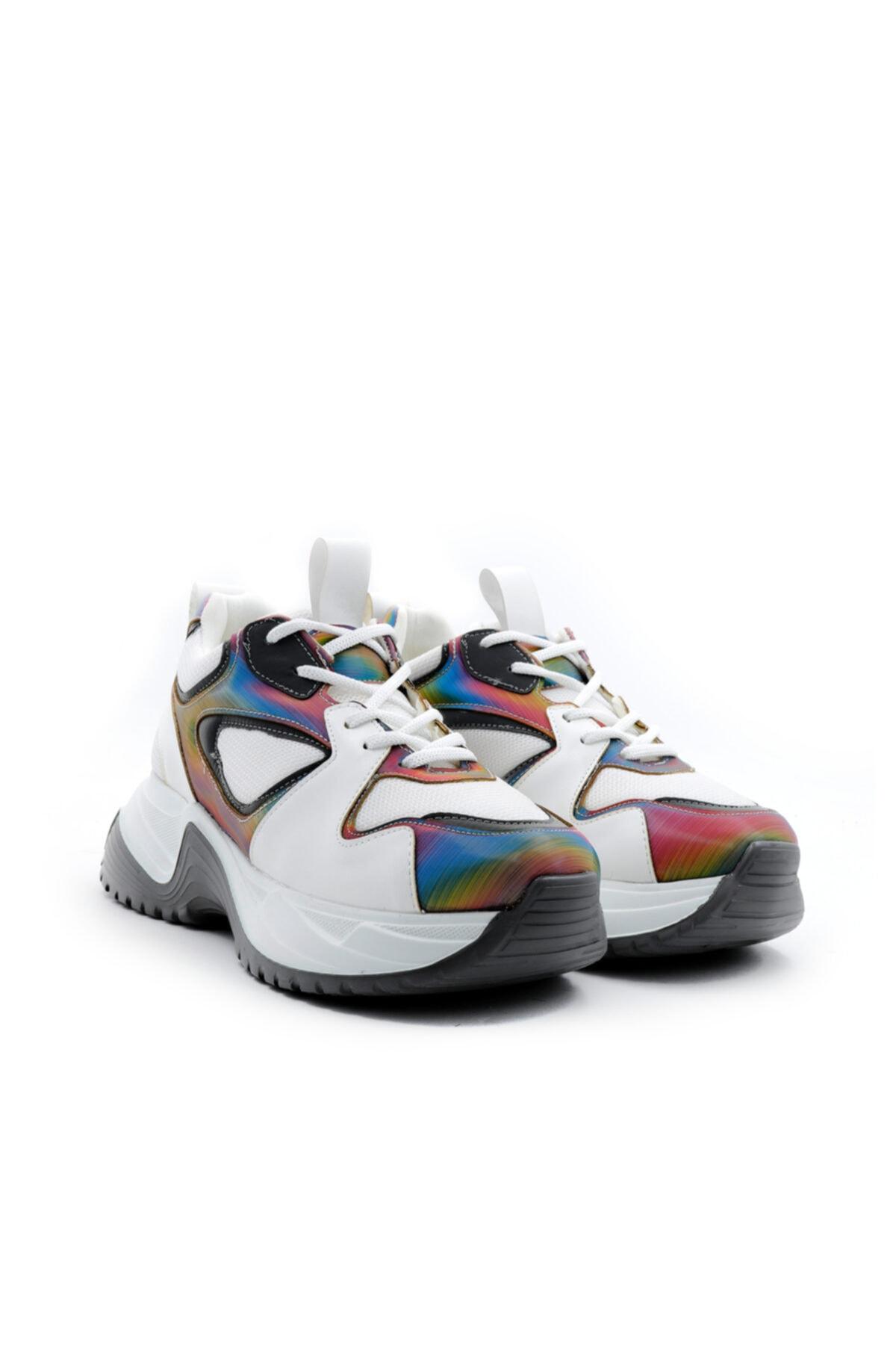 Koşak Kadın Yazlık Sneaker