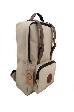 Fudela Bks Cream Backpack 1
