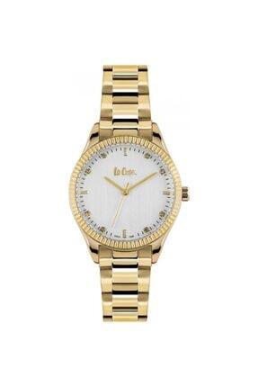 Lee Cooper Lc06947.130 Altın Kaplama Kadın Kol Saati 0