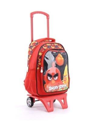 Hakan Çanta Çanta Angry Birds 87897 Lisanslı Okul Çantası Seti 4