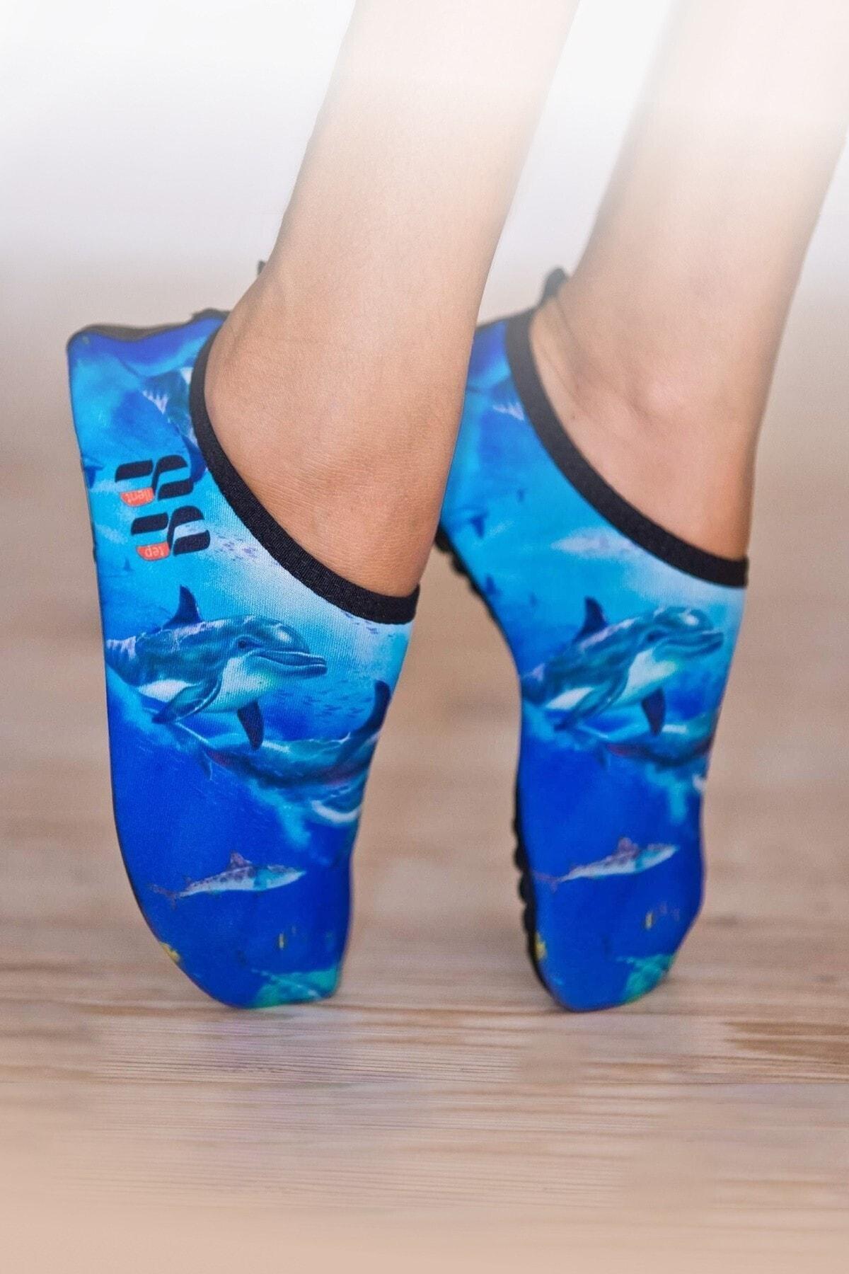 Dolphin Mavi Plaj/deniz Ayakkabısı