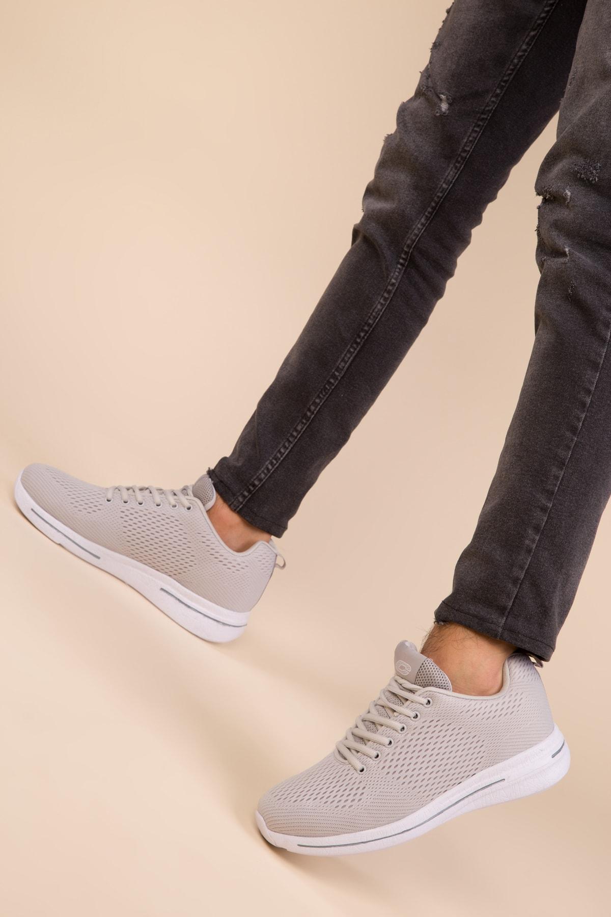 Buz Erkek  Sneaker 3017