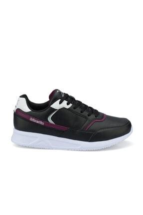 Kinetix Forgus W Siyah Kadın Sneaker Ayakkabı 1