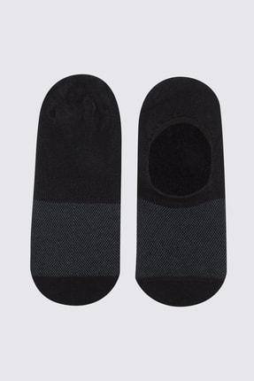 Marks & Spencer Erkek Siyah 4'lü Cool & Freshfeet™ Çorap Seti T10000297 1