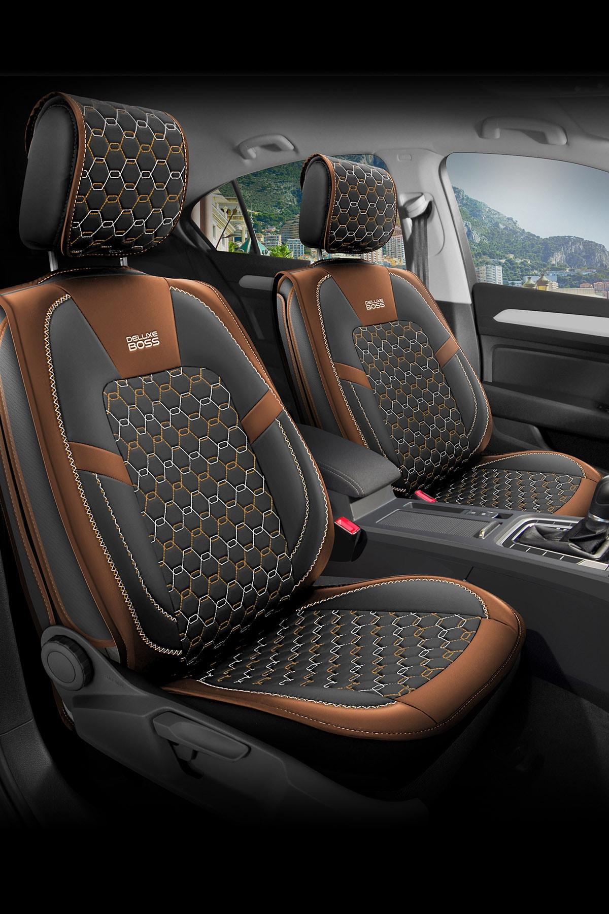 Deluxe Boss Fiat Fiorino Deri Koltuk Kilifi Deluxe Boss Luxury Fit Diamond T Dt10 Fiyatlari Ozellikleri Ve Yorumlari En Ucuzu Akakce