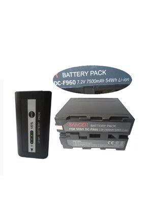 SANGER Np-f770 Batarya Uyumlukamera Işığı Bataryası 0