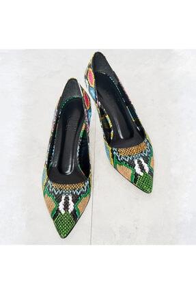 LuviShoes Kadın Renkli Günlük Ayakkabı 1
