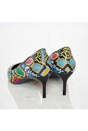 LuviShoes Kadın Renkli Günlük Ayakkabı 2