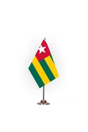 Togo Masa Bayrağı (direkli) togomasa