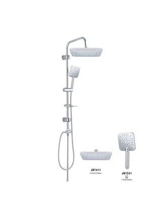 Mager 2 Yönlü Tepe Yağmurlama Duş Seti Robotu Jn7411-7241h 1