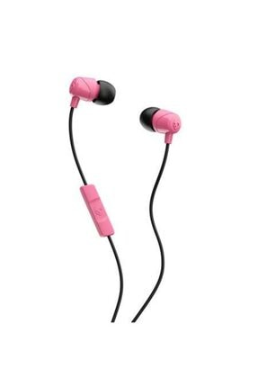 Skullcandy Jib In Ear Mikrofonlu Kulak Içi Kablolu Kulaklık S2duyk-630 Pembe-siyah 0