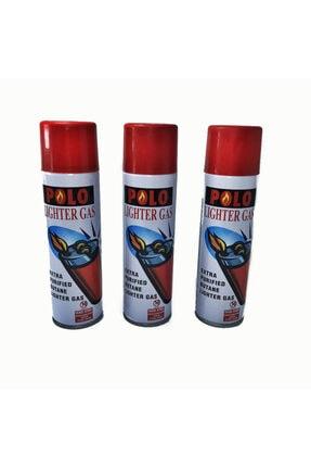 Polo Çakmak Gazı 3'lü 270 ml 0