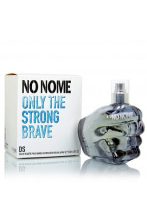 NO NOME 104 Only The Strong Brave Man 125ml Edt 0