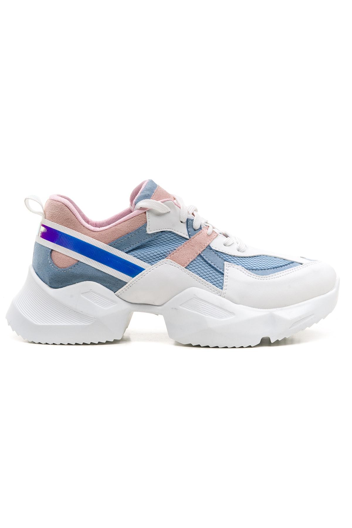 Ataköy Ayakkabı Kadın Beyaz Spor Ayakkabı