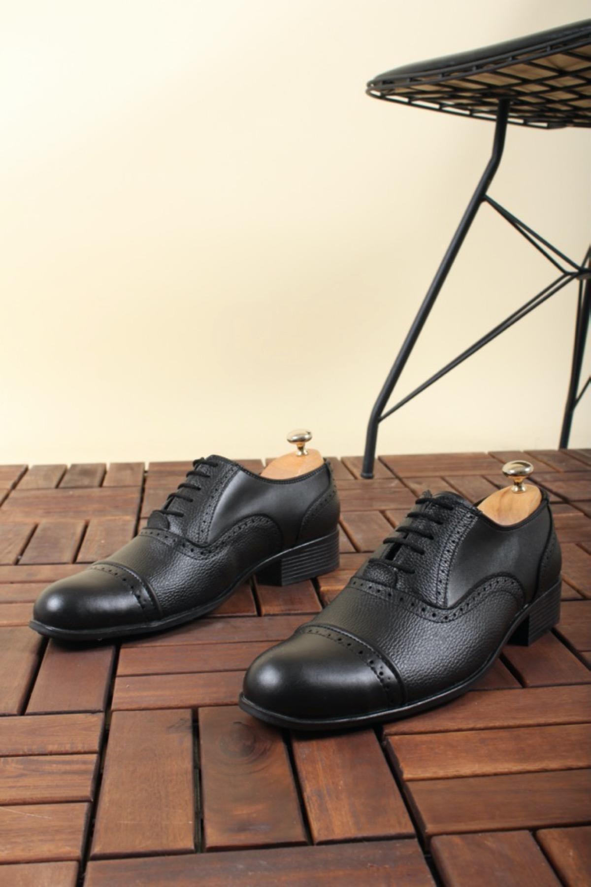 Oksit Gvn 017 Erkek Klasik Ayakkabı 0