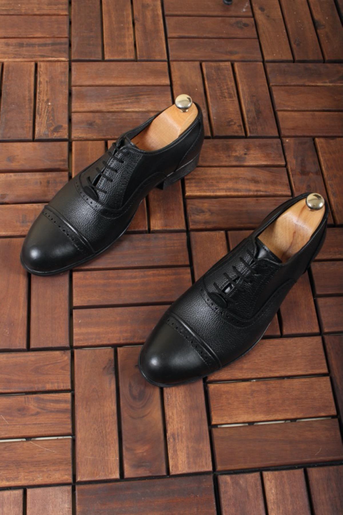Oksit Gvn 017 Erkek Klasik Ayakkabı 1