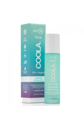 Coola Makeup Setting Spray Spf 30 44 Ml.  00857770005038 0