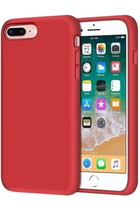 Mopal Iphone 7 Plus / 8 Plus Içi Kadife Lansman Silikon Kılıf 0