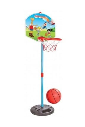 PİLSAN Magic Basketbol Seti Ayaklı 0
